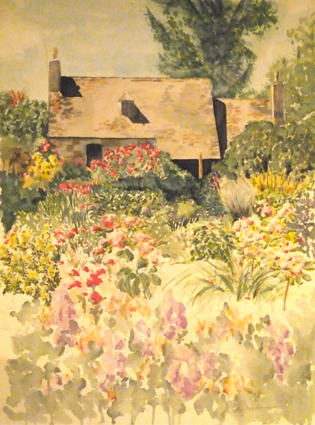watercolor painting by mary macgowan